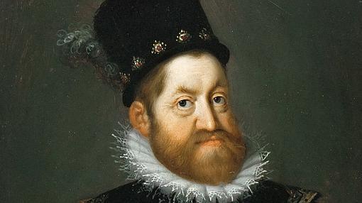 Retrato del emperador Rodolfo II vestido a «la española»