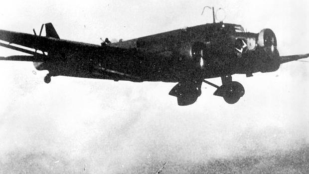 La Legión Cóndor entró en España en Agosto de 1936 y permaneció en nuestro país hasta el final de la Guerra Civil