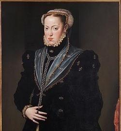 Retrato de la Emperatriz María