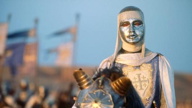 Balduino IV venció a Saladino gracias a una carga de caballería