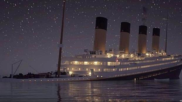 Los últimos momentos del Titanic, minuto a minuto