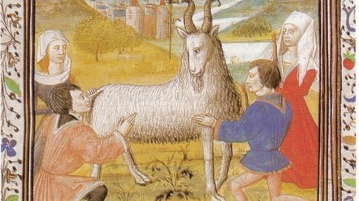 Una de las primeras representaciones de un aquelarre