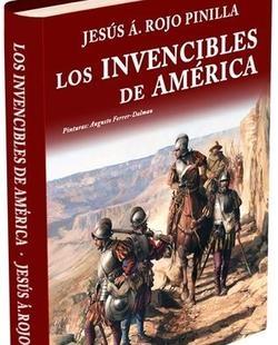 Portada del libro «Los Invencibles de América»