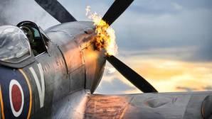 El «infernal» combate a muerte entre un piloto inglés novato y varios cazas alemanes en la IIGM