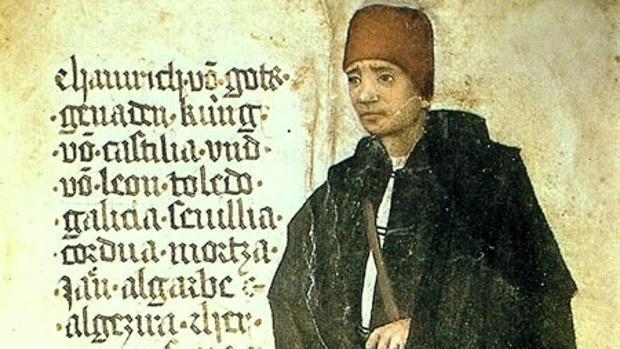 Enrique IV de Castilla, vestido con ropas moras