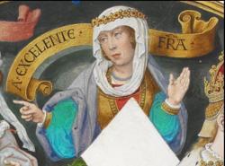 Retrato idealizado de Juana «La Beltraneja»