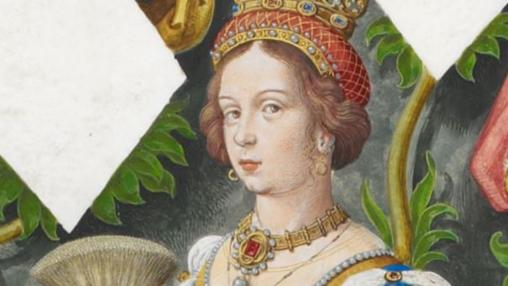 Retrato de Juana de Portugal, una de las mujeres olvidadas de la historia de España