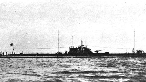 Submarino I-58
