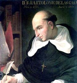 Retrato de Bartolomé de las Casas