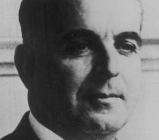 Varela, uno de los mandos franquistas en la batalla