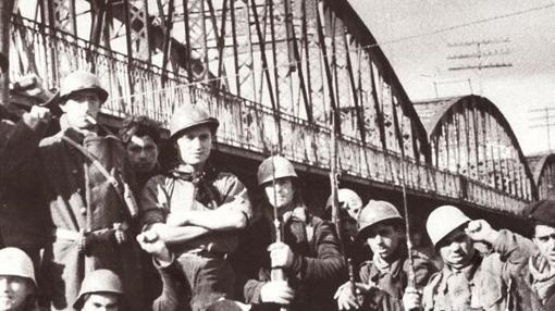 Defensores del puente de Arganda