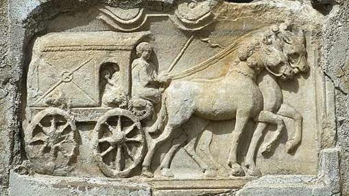 Carruca romana