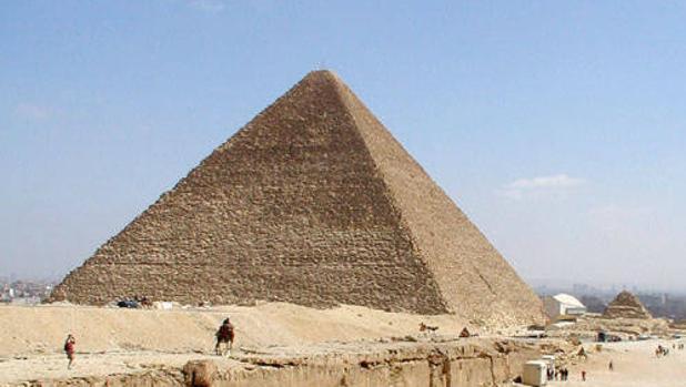 La Gran Pirámide de Giza