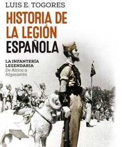 Portada de la Historia de La Legión