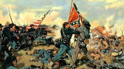 Rusia ayudó a la Unión durante la Guerra Civil