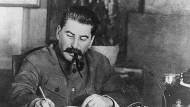 Stalin recibió ayuda militar de EEUU durante la contienda