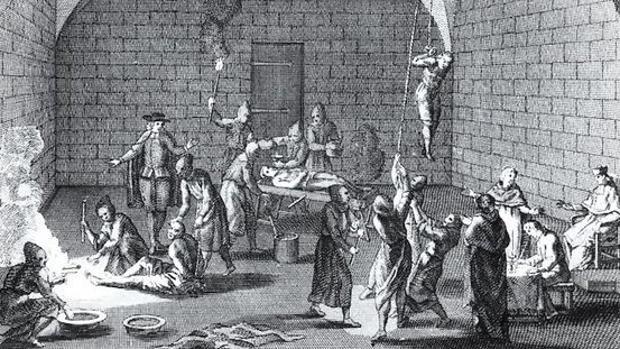 Resultado de imagen de inquisicion española