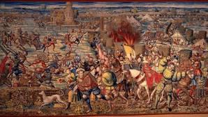 La batalla de Bicocca, la infantería española de Carlos V aplasta la fama de los imbatibles piqueros suizos