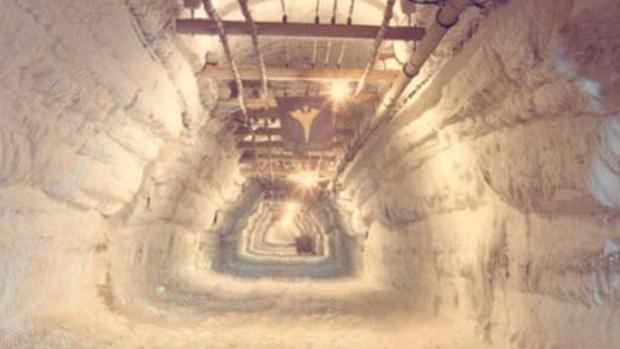 Los túneles de «Camp Century»