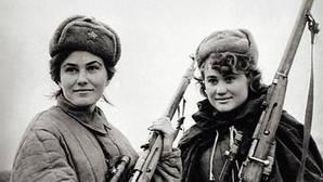 La amante francotiradora de Vassili Zaitsev que aniquiló a un centenar de alemanes en Stalingrado