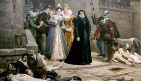 La implicación española en la Matanza de San Bartolomé, la 'boda roja' que dejó 7.000 muertos
