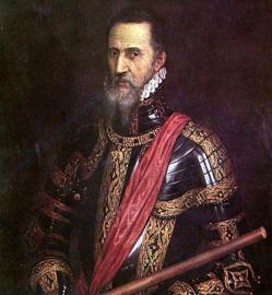 III Duque de Alba de Tormes