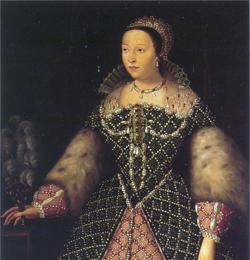 Retrato de Catalina de Médici