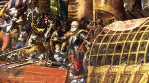 Secretos detrás de una batalla: el bastardo real, el soldado Cervantes, la mentira veneciana...