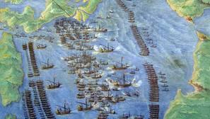 La batalla de Lepanto, la humillación de Don Juan de Austria al Imperio otomano