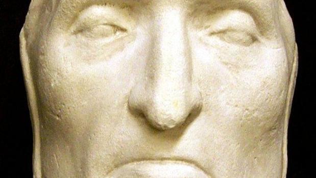 La máscara de Dante