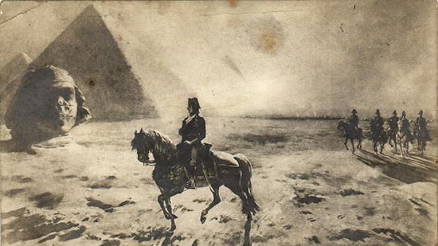 Historia...Lo que Napoleón Bonaparte vio dentro de la Gran Pirámide de Egipto y le dejó aterrorizado