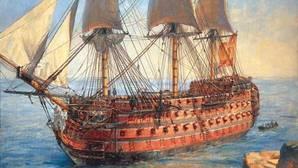 «Santísima Trinidad», la masacre en el coloso español de Trafalgar