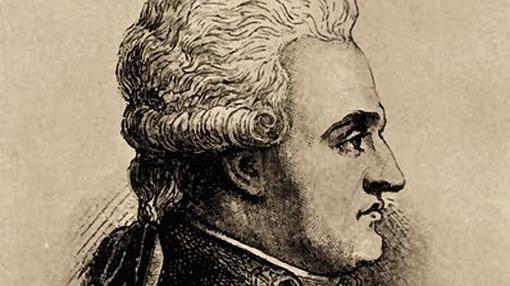 El vicealmirante Villeneuve