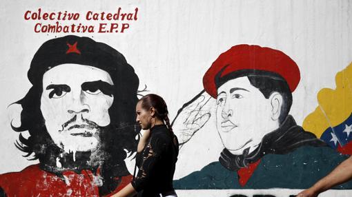 La cara del Che s eha convertido en todo un icono