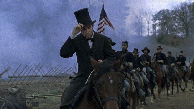 Fotograma de la película «Lincoln»