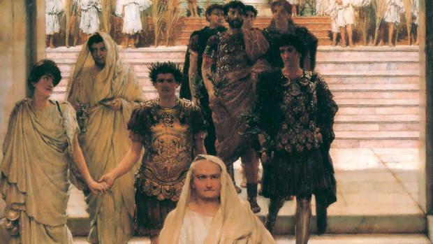 La «Damnatio memoriae», el infame castigo del Imperio romano a no haber nacido nunca