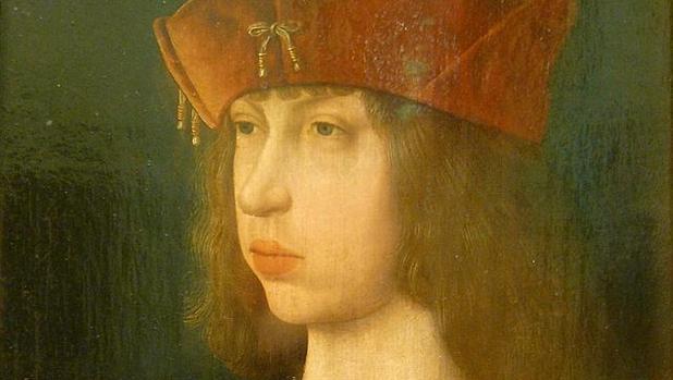 Retrato de Felipe I «El Hermoso»
