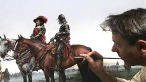 La batalla de Valenciennes, «La última gran Victoria» del Imperio español, por Ferrer-Dalmau