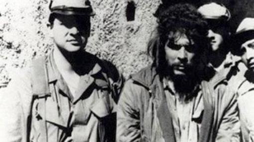 El Che, antes de morir