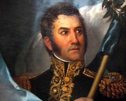 Retrato de José de San Martín