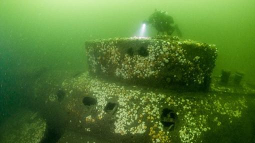 El misterio del submarino «maldito» que desapareció sin dejar rastro en la IGM