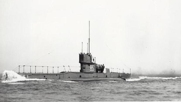 El E5, en una imagen de archivo