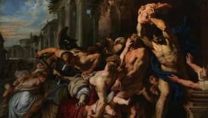 Matanza de los Inocentes, por Peter Paul Rubens
