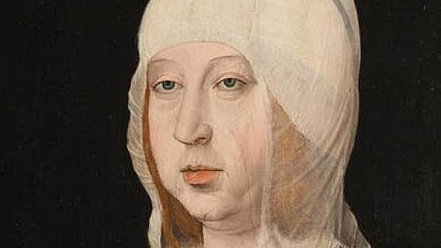 Retrato de la Reina Isabel «La Católica»
