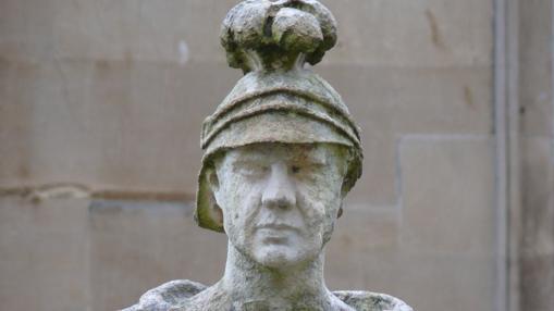 Estatua de Suetonio