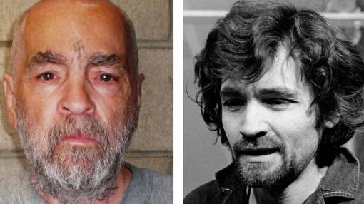 Manson, antes y después de entrar en prisión