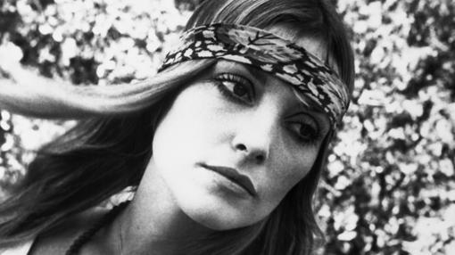Sharon Tate, en 1969