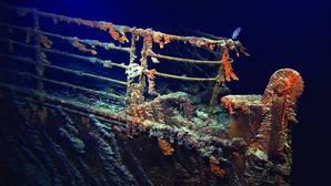«Decir que el Titanic fue hundido por un incendio es una inocentada, es como decir que lo maldijo un faraón»