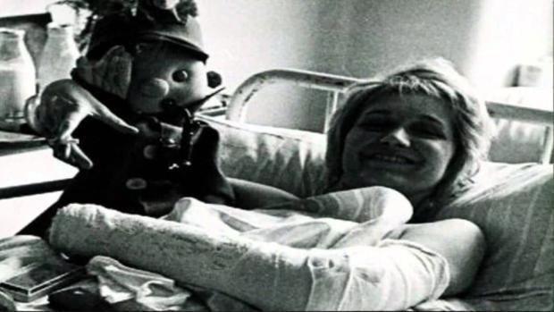 Vesna Vulovic fue la única superviviente del DC-9 accidentado el 25 de enero de 1972
