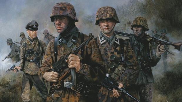 Soldados de las SS